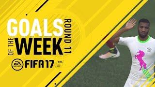 【FIFA17】まるでサッカー中継!FIFA17週間ベストゴール動画は見てるだけでも面白い!