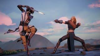【E3】銃火器なし!格闘系アクションRPG『Absolver』酔拳も搭載しプレイ動画を公開!