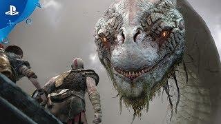【E3】クレイトスが大暴れ!『God of Wor』の発売時期発表!新規トレーラーも公開!