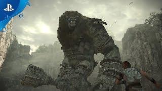 【E3】あの感動をもう一度。『ワンダと巨像』PS4リマスター発売決定!