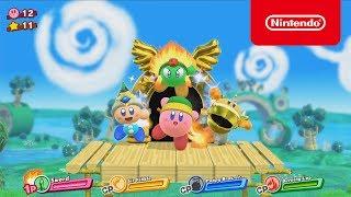 【E3】任天堂『星のカービィ for Nintendo Switch(仮称)』を発表!発売は2018年!