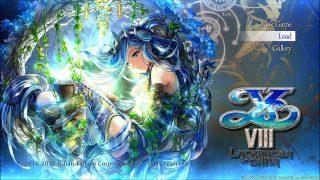 【イースⅧ】PS4版『イースⅧ-Lacrimosa of DANA-』プレイ日記第8弾!第2部やっと終わりました!