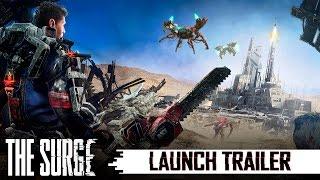 【朗報】『 The Surge(サージ)』が国内発売決定!ダークソウルのようなSFアクションRPGが2017年冬登場!