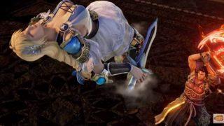 【バンナム】『ソウルキャリバーⅥ』が2018年にPS4/Xbox One/Steamで発売決定!
