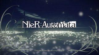 【セール】発売から1周年の『NieR:Automata(ニーア:オートマタ)』がPS Storeで半額セールを開催!2018年3月8日まで